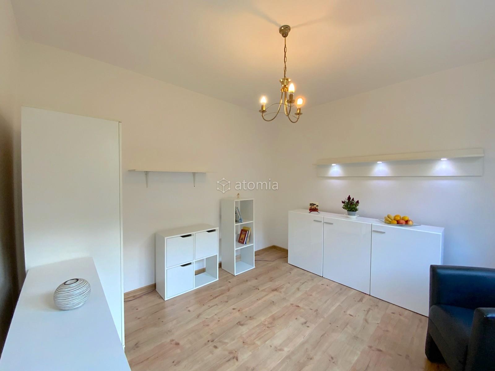 1 - izbový byt, 28 m2, 1.p./4.p.,  ticho, zeleň, blízkosť centra
